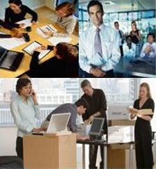MUDANZA de EMPRESAS, OFICINAS, COMERCIOS, INDUSTRIAS Mudanzas de empresas